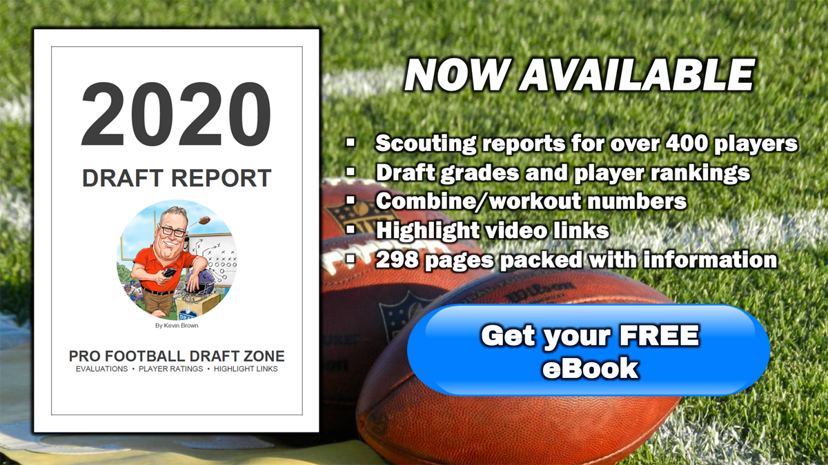 2020 NFL Draft Report