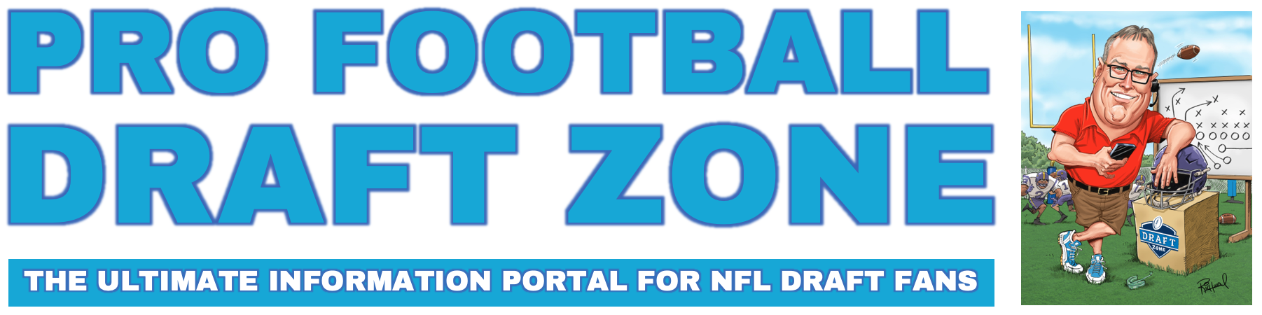 PRO FOOTBALL DRAFT ZONE